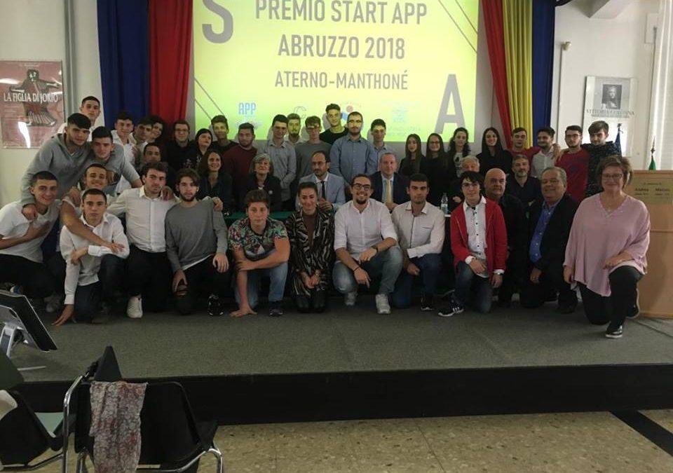 PREMIO START APP ABRUZZO 2018 – ATERNO MANTHONÉ