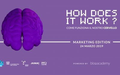 HOW DOES IT WORK? COME FUNZIONA IL CERVELLO